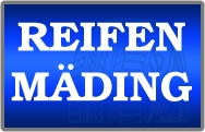 Reifen Mäding Bad Lausick Logo